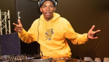 Younger Ubenzani x Team Sebenza Telephone Mp3 Download