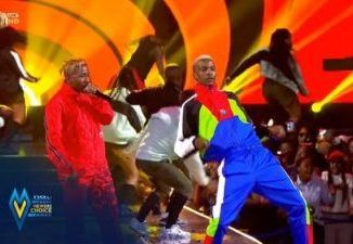 An all-star Amapiano Opener #DStvMVCA Mp3 Download