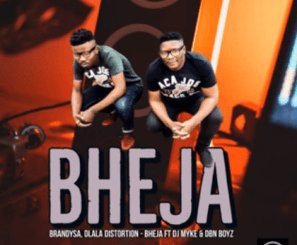 BrandySA & Dlala Distortion Bheja Mp3 Download