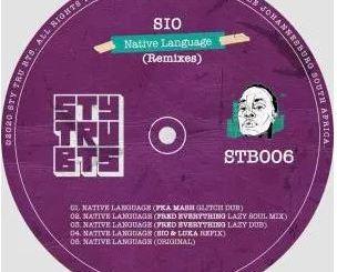 Sio Native Language (Fka Mash Glitch Dub) Mp3 Download