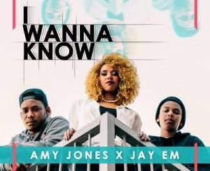 Amy Jones & Jay Em I Wanna Know Mp3 Download