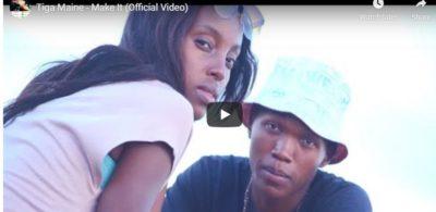 Tiga Maine Make It Video Download