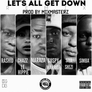 RashidKay Let's All Get Down Mp3 Download