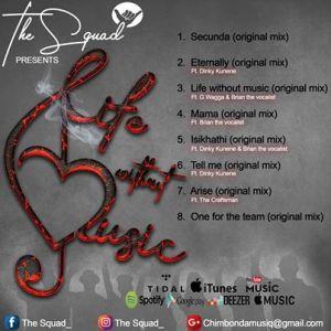 The Squad Isikhati Mp3 Download
