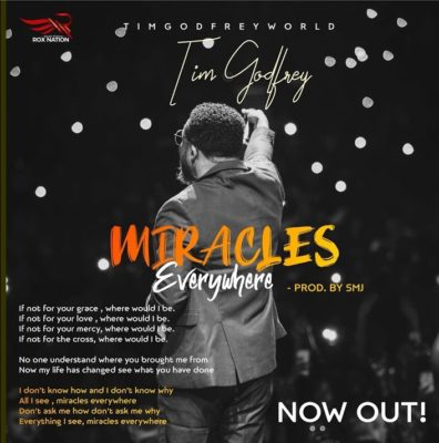 Tim Godfrey Miracles Everywhere Mp3 Download