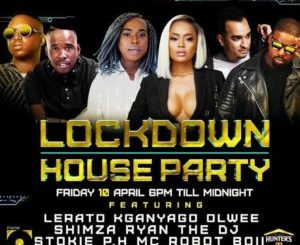 Lerato kganyago lockdown house party mix Mp3 Download