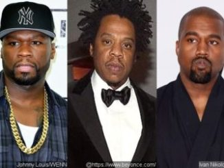 50 Cent Suggests That Jay-Z Is Disappointed In Kanye West