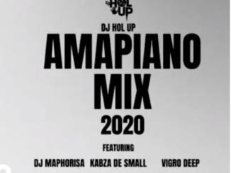 DJ Hol Up Amapiano Mix 2020 Mp3 Download Fakaza