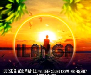 Download DJ SK & Asemahle iLanga Mp3 Fakaza