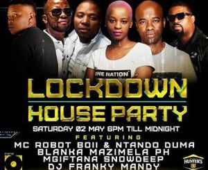 DJ Mandy Lock Down House Party Mix Mp3 Download Fakaza