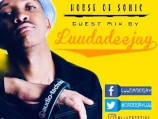 LuuDadeejay House Of Sonic Live Session Guest Mix Mp3 Download Fakaza