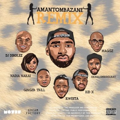 Riky Rick Amantombazane Mp3 Download Fakaza