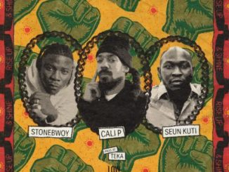 Cali P Rise Up & Shine ft. Stonebwoy & Seun Kuti Mp3 Download