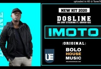 Dosline & Da Louf Steering iMoto ft Groco-Gee (Amapiano) Mp3 Download Fakaza