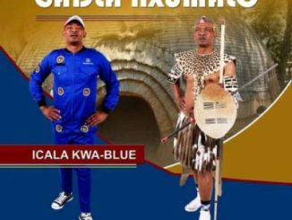 Download Gadla Nxumalo Icala Kwa Blue Album Zip Fakaza