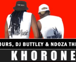 DOWNLOAD Artist Rumours, DJ Buttley & Ndoza The Deejey Khorone (Original) Mp3 fakaza