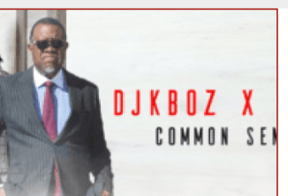 DOWNLOAD DJ KBoz & Hage Common Sense (Amapiano) Mp3 Fakaza