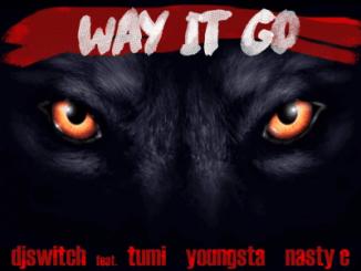 Download DJ Switch Way It Go Mp3 Fakaza