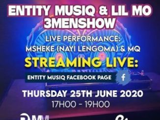 Entity MusiQ & Lil MO 3MENSHOW Mix Mp3 Download Fakaza