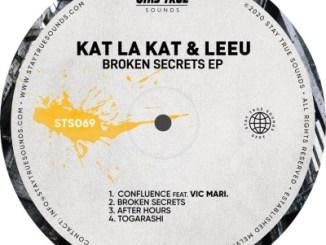 DOWNLOAD Kat la kat & Leeu Broken Secrets EP Zip Fakaza