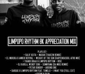 Limpopo Rhythm 8K Appreciation Mix Mp3 Download Fakaza