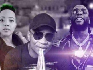 DOWNLOAD Master KG Jerusalema [Radio Edit] Mp3 Ft. Burna Boy & Nomcebo Zikode [Remix]