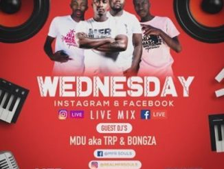 MFR Souls Wednesday Live Mix Mp3 Download Fakaza