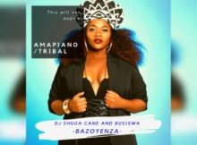 DJ ShugaCane and Busiswa Bazoyenzamp Mp3 Download Fakaza