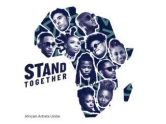 DOWNLOAD Amanda Black, Gigi Lamayne, 2Baba, Stanley Enow & Others Stand Together Mp3