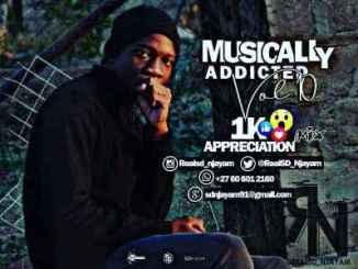 DOWNLOAD SD Njayam Musically Addicted Vol.10 (1K Appreciation Mix) Mp3