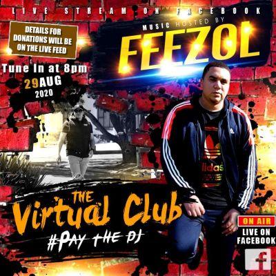 Fakaza Music Download DJ FeezoL Facebook Live Mix (29 August 2020) Mp3