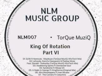 TorQue MuziQ King Of Rotation Part VI EP Zip Fakaza Download