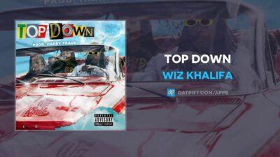 Wiz Khalifa Top Down MP3 DOWNLOAD
