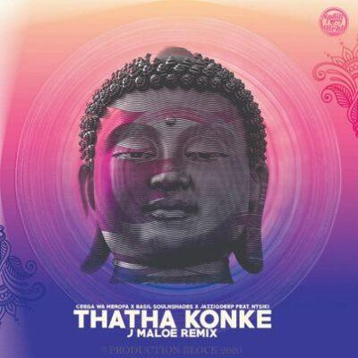 Fakaza Music Download Ceega, Basil Soulnshades & Jazzmiqdeep Thatha Konke Mp3