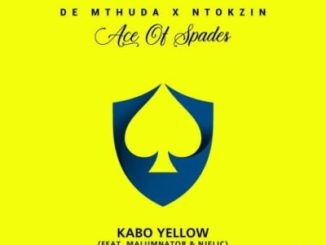 Fakaza Music Download De Mthuda & Ntokzin Kabo Yellow Mp3