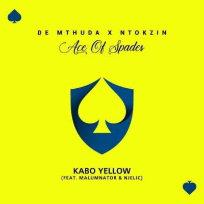 Fakaza Music Download De Mthuda & Ntokzin Kabo Yellow Mp3