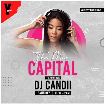 Fakaza Music Download Dj Candii The Mix Capital 12-Sep Mp3
