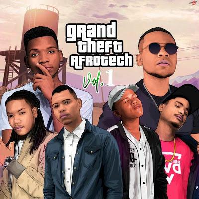 Fakaza Music Download DJ Kayo Grand Theft Afrotech, Vol. 1 EP Zip