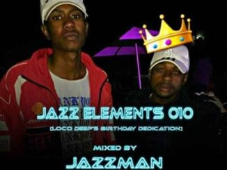 Jazzman Jazz Elements 010 Mp3 Download Fakaza