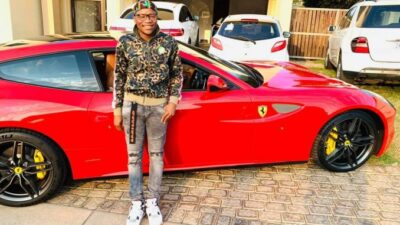 Master KG Buys Ferrari As Jerusalema Hits Over 150 Million Youtube Views