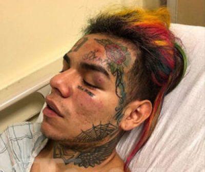 6ix9ine Hospitalized After Caffeine & Hydroxycut Overdose