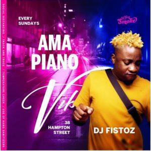 DJ Fistoz Amapiano Mix 2020 Mp3 Fakaza Music Download