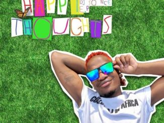 DJ So Nice Happy Thoughts (Deluxe) EP Zip Fakaza Music Download