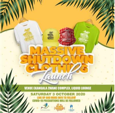 DJ Stoks, Kelvin Momo, Nkulee 501 & Skroef28 Massive Shutdown Clothing Mix Mp3 Download