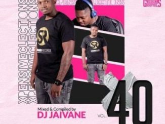 Dj Jaivane XpensiveClections Vol 40 Mix Mp3 Download Fakaza