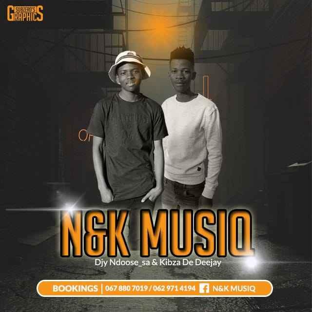 N&k MusiQ iPrivate e'Lipholile Vol 01 Mix Mp3 Download Fakaza