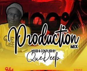 Que Deep 100% Production Mix Mp3 Fakaza music Download