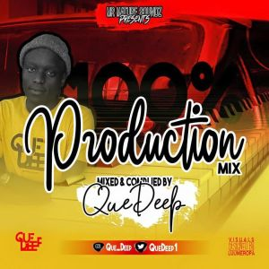 Que Deep 100% Production Mix Mp3 Fakaza music Download