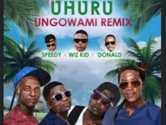 Uhuru Ungowami Remix Ft. Wizkid, Donald & Speedy Mp3 Download