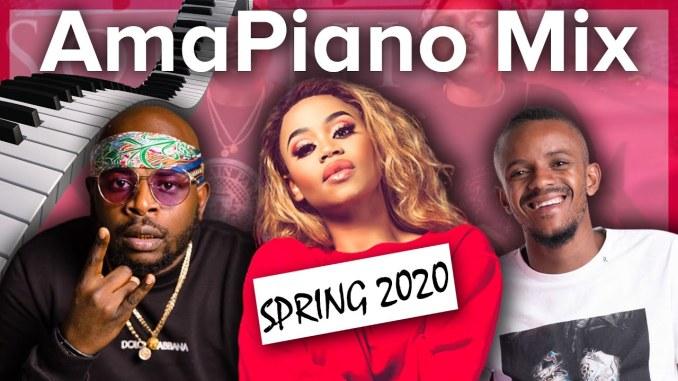 DJ TKM Amapiano Mix 9 October 2020 ft. Kabza De Small, DJ Maphorisa, Shasha Mp3 Download